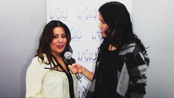 Nadine Ramos CEO LASIO TRICO PH SYSTEM