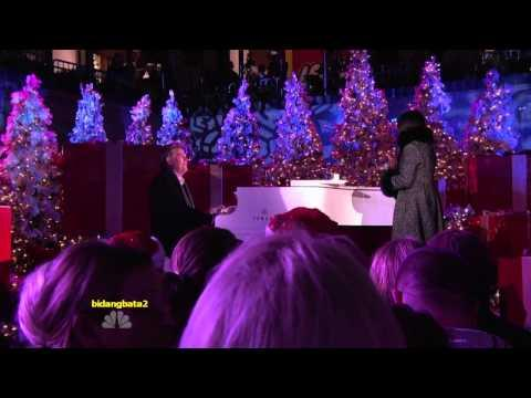 Charice: My Grown Up Christmas List-  Rockefeller Center