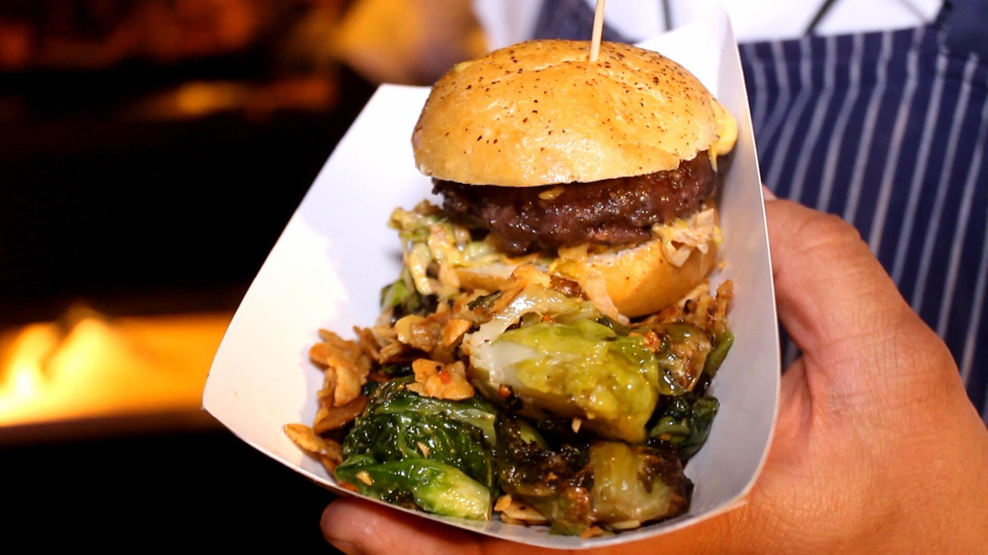 Amstel Light Burger Bash SOBEWFF
