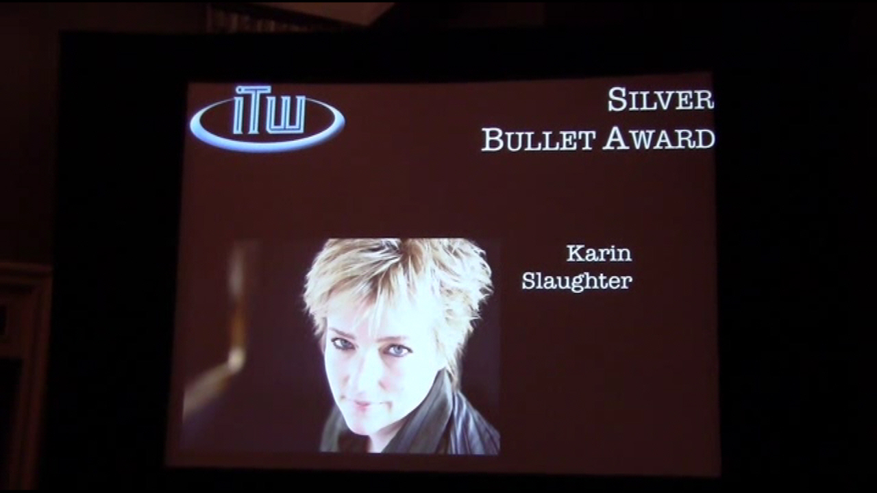 2011 ITW Thriller Awards