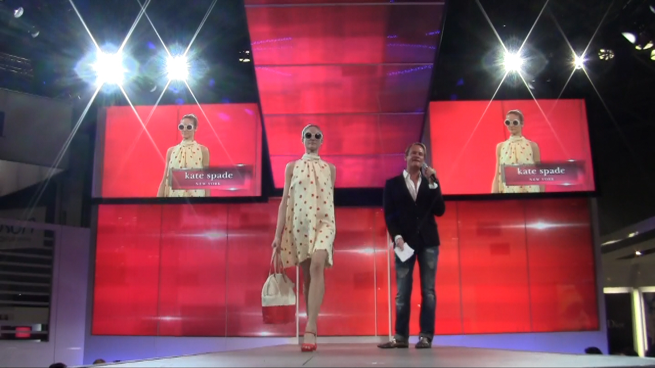 The Safilo USA Fashion Show