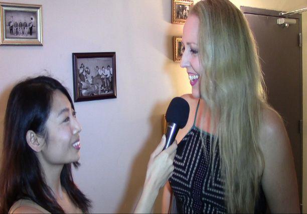 Exclusive Interview