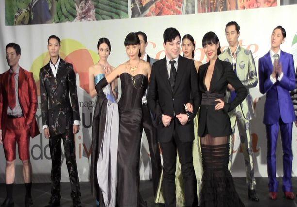 Asian Fashion Show