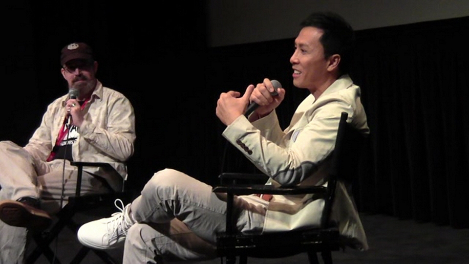 Donnie Yen Q&A