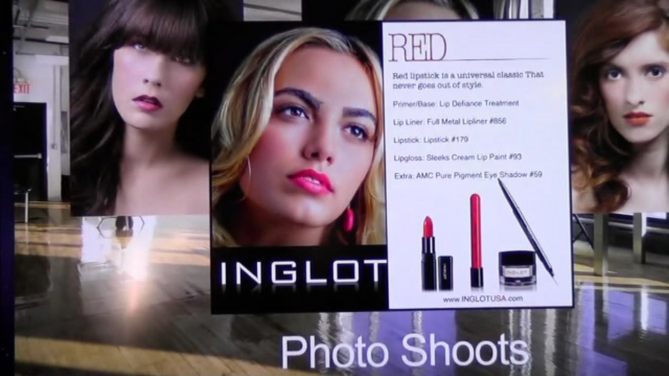 INGLOT Artist Lounge Party