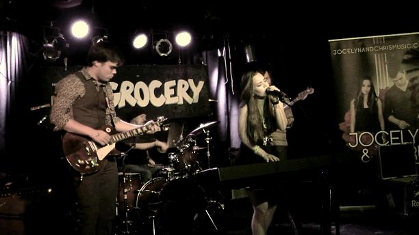Jocelyn & Chris Arndt Live at Arlene's Grocery