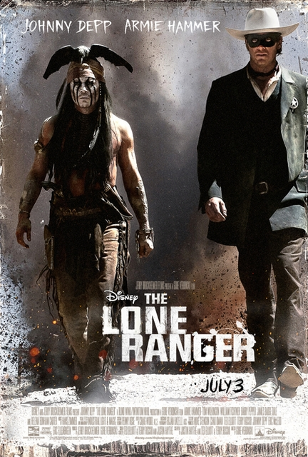 The Lone Ranger Trailer