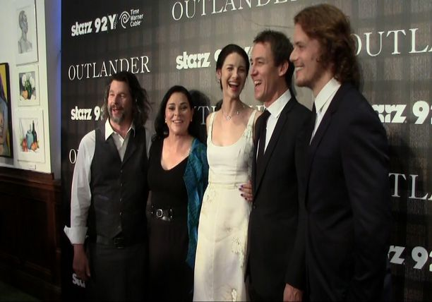 Outlander Series Screening Part 2