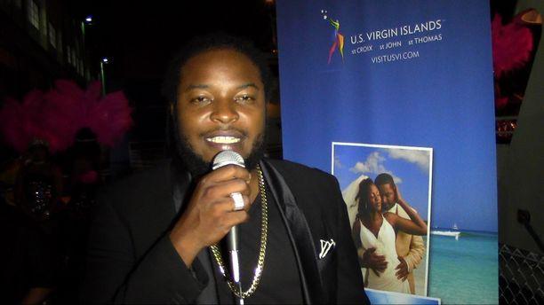 U.S. Virgin Islands Reception