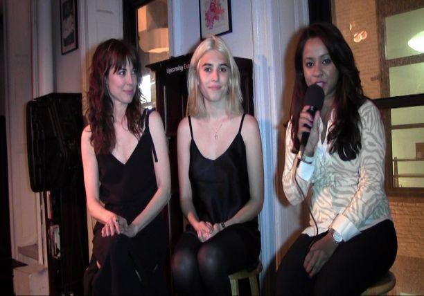 Exclusive interview with Rebecca Pidgeon & Clara Mamet