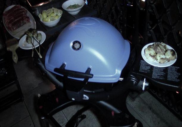 Weber Grills 2015